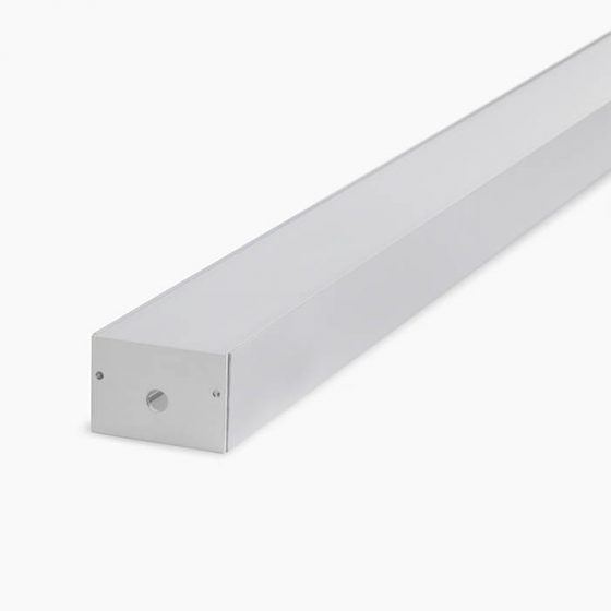 HLP3802 Surface Or Suspended Mounting Profile
