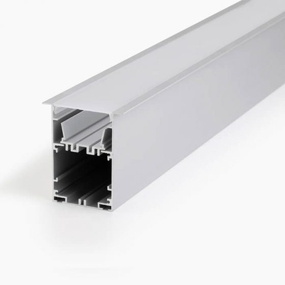 HLP3814 Ceiling Recessed LED Mounting Profile