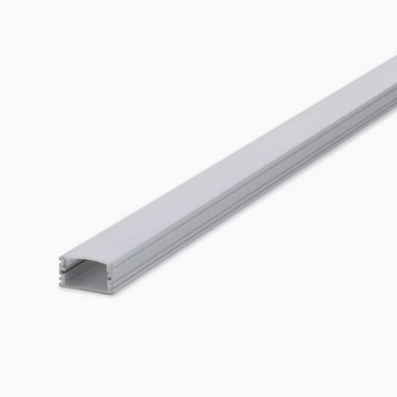 HLP3116 LED Mounting Profile With Opal Diffuser