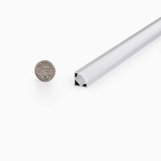 HLP3618 Corner Joinery LED Mounting Profile