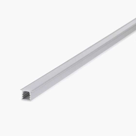 HLP3734 Small Recessed Joinery LED Mounting Profile