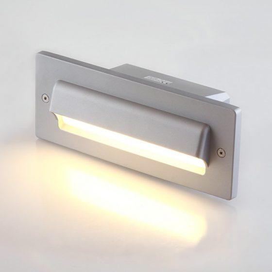 SL3675 Recessed Exterior LED Wall Light