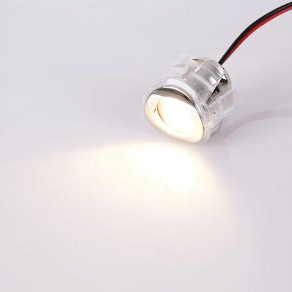 SL2081 Recessed Asymmetric Handrail Luminaire
