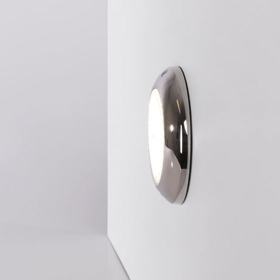 SL3282 Pool LIght Surface mounted stainless steel