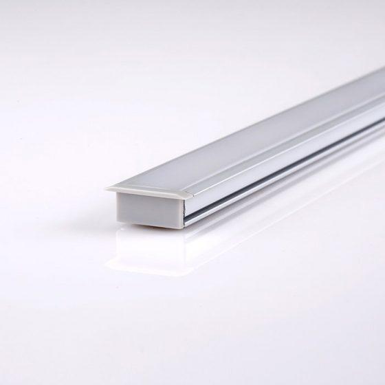 HLP0033 Inground LED Mounting Profile