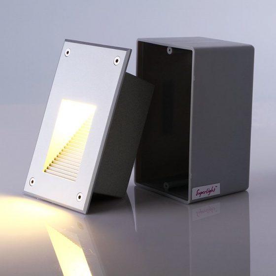 SL3692 Exterior LED Wall Light