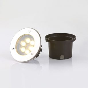 SL3166 Neptune Inground LED Uplight 18W