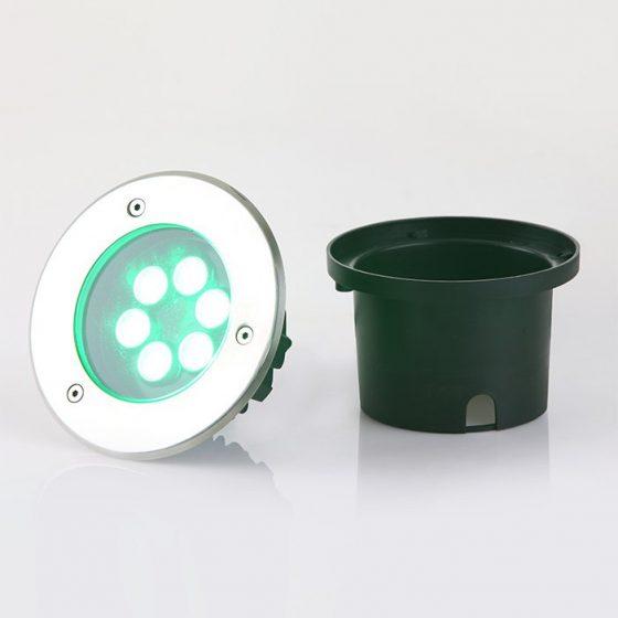 SL3166 Neptune Inground LED Uplight 18W