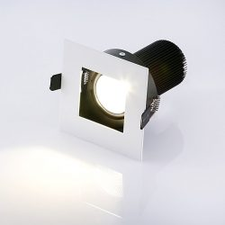 SL2460 Squared Recessed LED Downlight