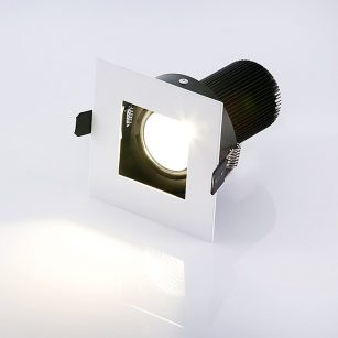 SL2460 Squared Recessed LED Downlight