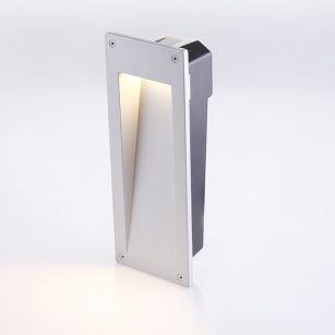 SL3677 Recessed Exterior LED Wall Light Fixture