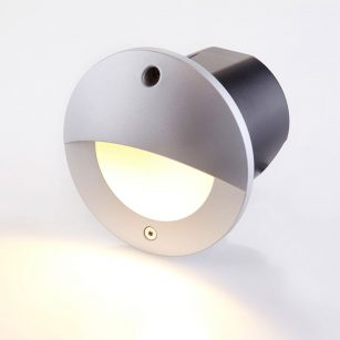 SL3679 Recessed Exterior LED Wall Light Fixture