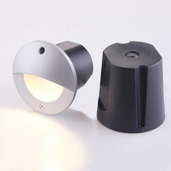 SL3679 Recessed Exterior LED Wall Light Fixture