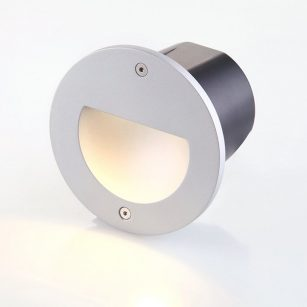 SL3680 Recessed Exterior LED Wall Light Fixture