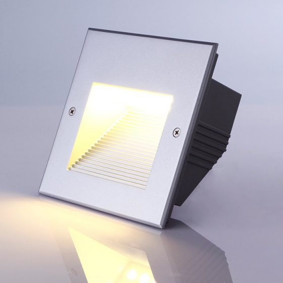 SL3696 Exterior LED Wall Light