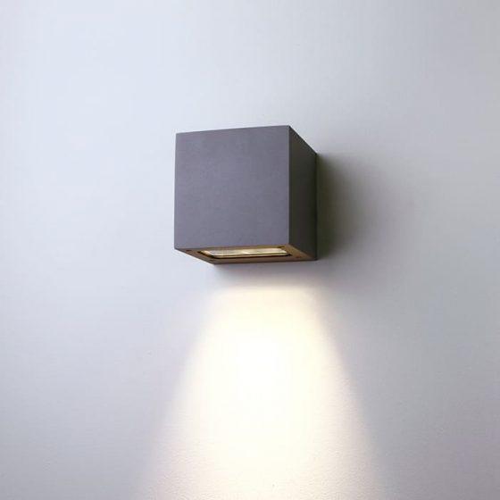 SL6191 Cube LED Wall Luminaire