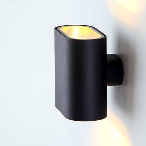 SL6492 Ovoid LED Wall Light Fixture