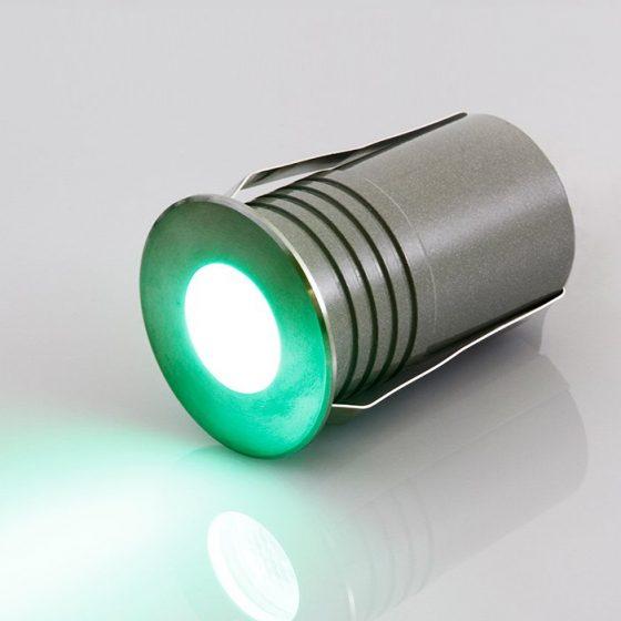 SL3130 Recessed 3W LED Lunar Fitting