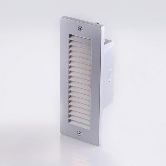 SL3672 Recessed Exterior LED Wall Light
