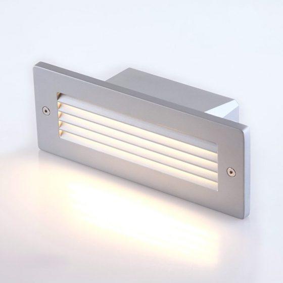 SL3674 Recessed Exterior LED Wall Light