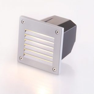 SL3678 Recessed Exterior LED Wall Light Fixture