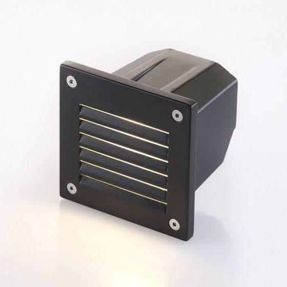 SL3678 Recessed Exterior LED Wall Light Fixture