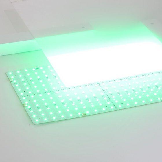 Superlight DSMD Backlight LED Panel Tiles
