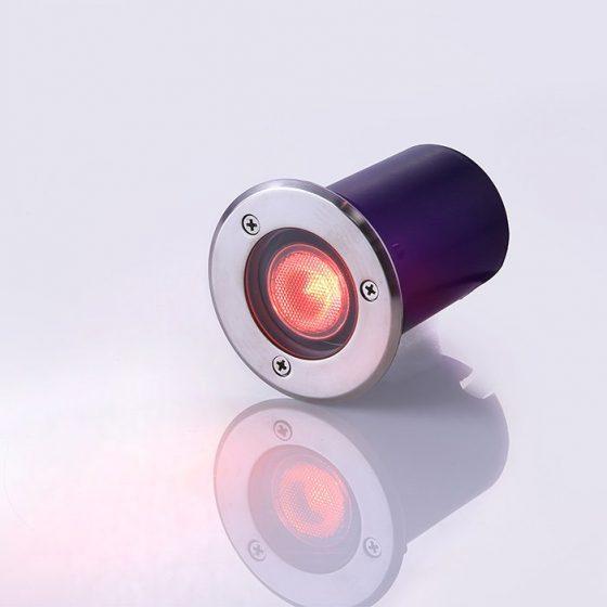 SL3261 Neptune Recessed Inground LED Uplight RGBW
