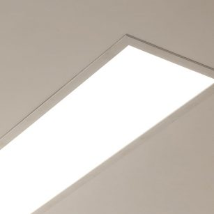 Superlight XT-R Plaster Recessed Serial LED Panel