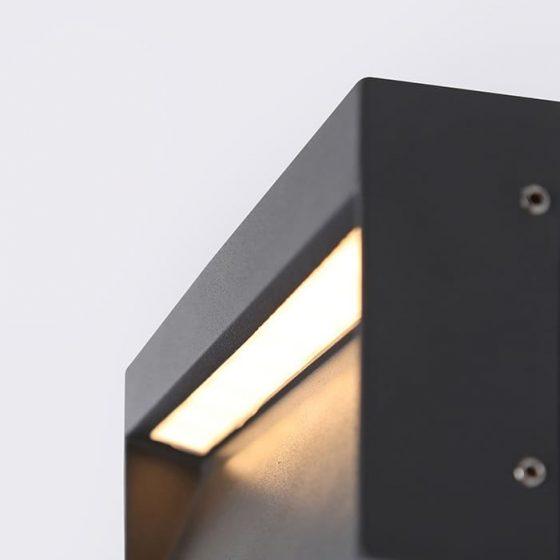Superlight KLS400 Surface Mount LED Wall Light