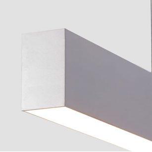 Superlight LUS509 linear led profile - DALI