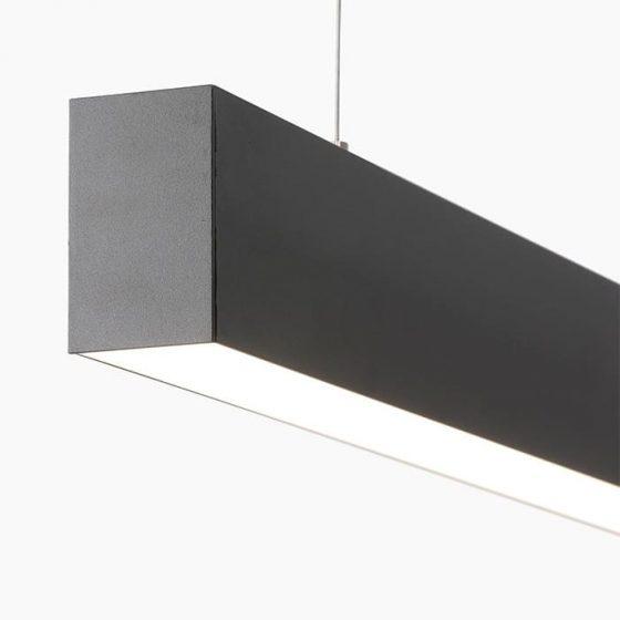 DALI linear led profile lighting by Superlight