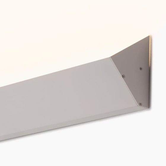 Linear wall mounted LED by Superlight