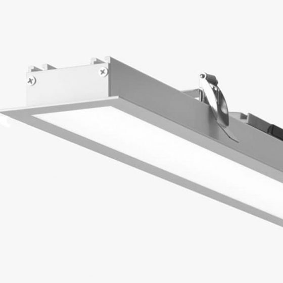 Ceiling Recessed Linear LED Lighting profile lighting