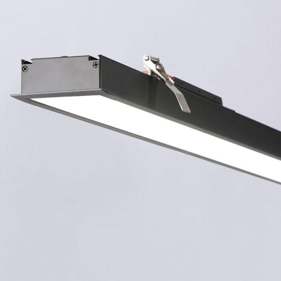 Superlight LUS903R recessed LED profile