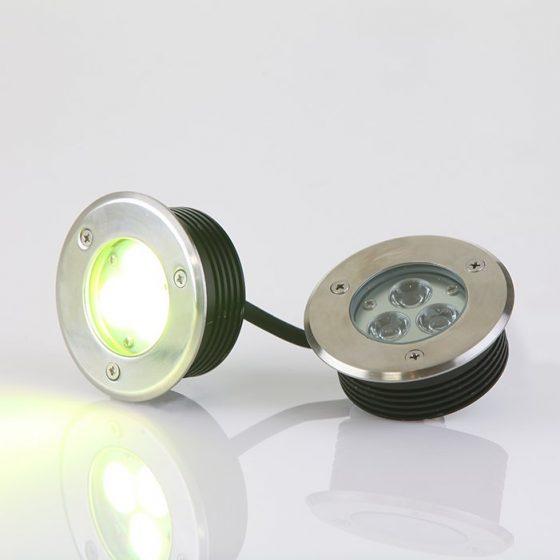 SL3163 Neptune Inground LED Uplight